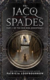 Cover for book, The Jacq of Spades. Get books for your book blog like this one.