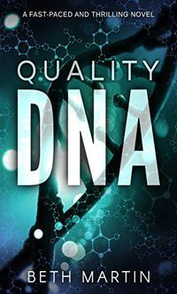 Cover for book, Quality DNA. Get great books from publishers for free like this one.